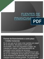 Fuentes de Financiamiento.pptx Presentacion