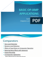 Basic Op-Amp Applications
