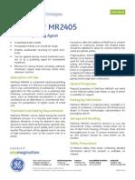 MR2405 Waste Water Treatment