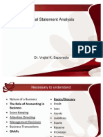 VK FIN Analysis