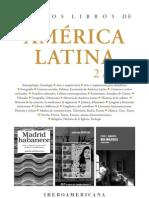 Nuevos Libros de América Latina 2 - 2011