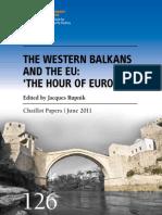 Balcani Ovest e l'Europa