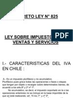 DECRETO LEY N° 825-Completo
