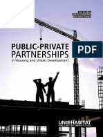 Public-Private Partnership in Housing and Urban Development