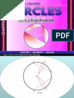 engineering drawing form 4(circles)