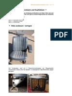 Sitze Rueckbank Kopfstuetzen