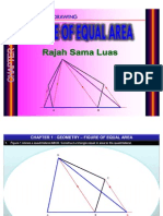 engineering drawing form 4(Figure of Equal Area)