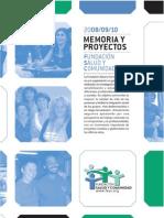 Memoria FSC