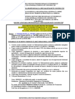 Acte Pt Examen Audit