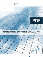 Demystifying Exchange Colocation