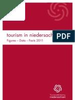 Tourism in Niedersachsen_2011