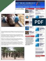 Radio Mogadishu story, Canadian national killed in fighting