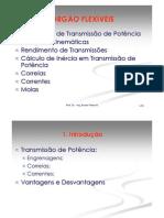 Orgaos Flexiveis CORREIAS Resumido2