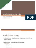 Vesikobulosa Kronis