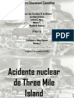 Acidente Nuclear de Three Mile Island12