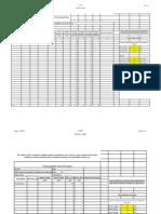 Excel Worksheet Samples