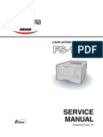 Kyocera FS--1010 Service Manual