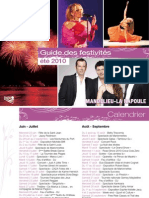 Guide Ete 2010 Mandelieu