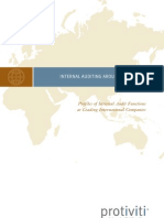 Interna Auditing Around the World
