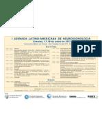 I Jornada Latino-Americana de Neurossonologia-Programa Final