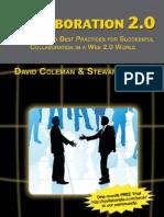 Livro Collaboration 2.0