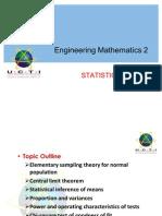 Topic Statistics