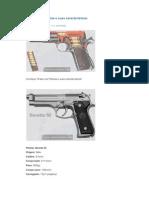 18 Tipos de Pistolas e Suas Caracteristicas