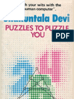 Puzzles to Puzzle You