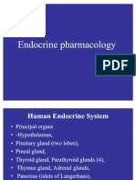 Pharmacology of Endocrine System-nursing