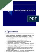 Tema 9. Optica física