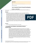 Altering the Tropism of Lentiviral Vectors Through Pseudo Typing