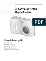 Kodak C183 xUSer Guide GLB English