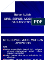 Sirs , Sepsis , Mods , Mof Dan