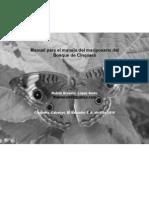 Manual Para El Manejo Del Mariposario Del Bosque de Cinquera,Cabañas, El Salvador