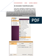 1- Gestión de usuarios y grupos en Linux