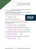 MS SQL Server 2008 - 00004-2010 - Funções e Conversões de Datas