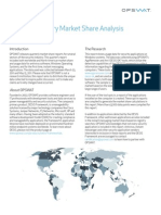OPSWAT Market Share Report - June 2011
