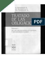 Tratado de Las Obligaciones Vol 1 Vodanovic