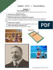 Webquest Group 3 Volleyball