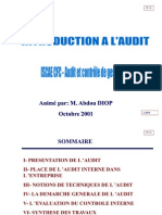 Audit Financier