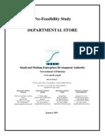 SMEDA Departmental Store