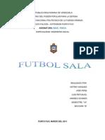 El fútbol Sala