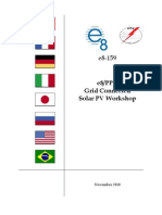 Grid Connected Solar PV Workshop