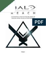Lostguru - Reach Statistical Analysis
