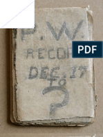 Journal of Ernest Jovanelly, a World War II POW at Salag 9