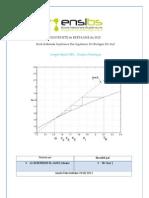 Compte Rendu TP1  Analyse Numérique