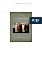 Los Papelípolas. Antología Poética en su 50 Aniversario por Oliver Lis.