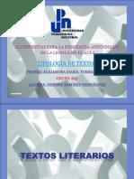 Diapositivas Tipologa de Textos