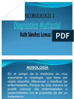 DIAGNÓSTICO MULTIAXIAL