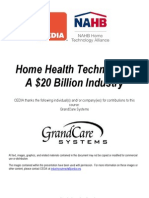 HomeHealthTechnology-A20BillionDollarIndustryHandouts